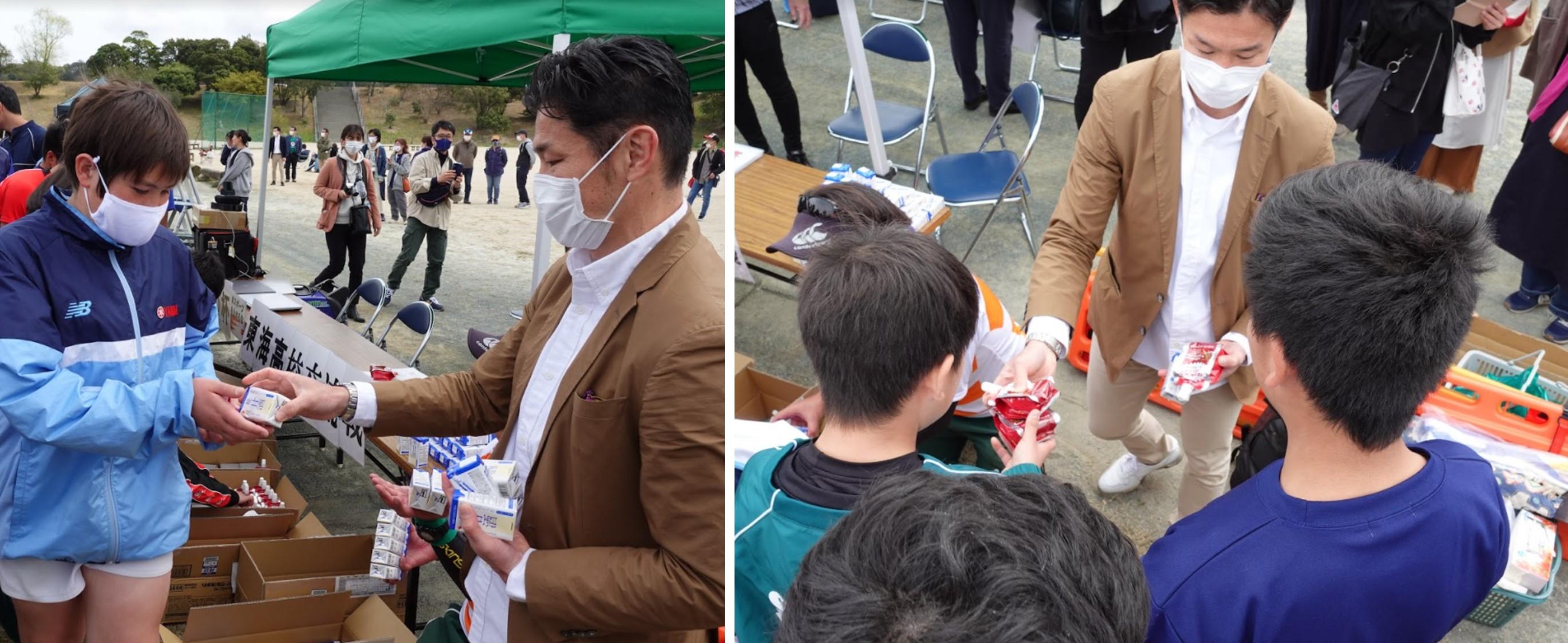 【ご報告】3/20静岡県エコパ ラグビーフェスティバル『スポ止め杯  東海高校交流戦』